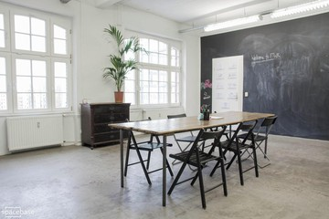Autres villes training rooms Lieu industriel Design Thinking / Creativity Space image 0