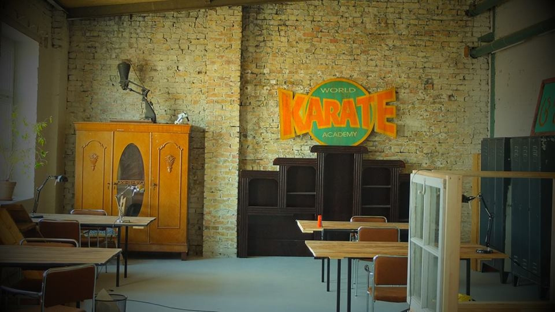 Berlin workshop spaces Meeting room Karibuni image 0