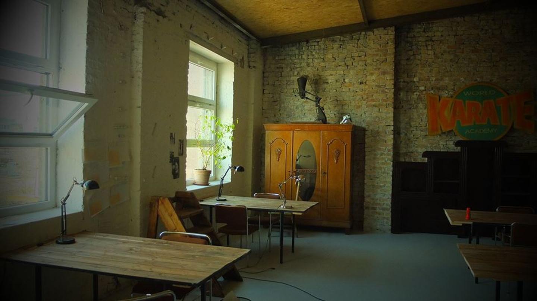 Berlin workshop spaces Meeting room Karibuni image 3