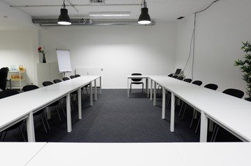 Düsseldorf Train station meeting rooms Meeting room k25 Schulungscenter image 0