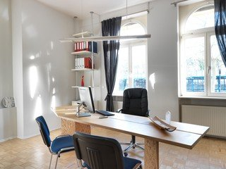 Frankfurt conference rooms Meeting room Kleiner Schulungsraum 24 m² image 0