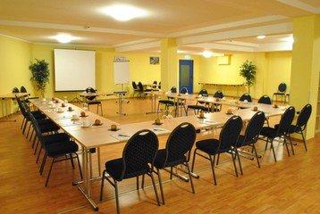 Nürnberg seminar rooms Meetingraum A&O Hostel - Sachs image 0