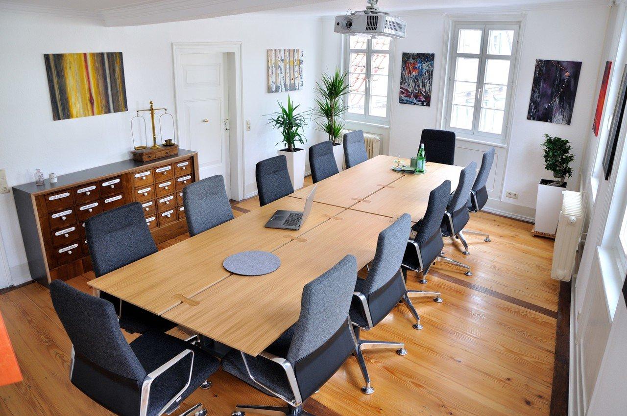 Stuttgart conference rooms Salle de réunion KonferenzAtelier image 0