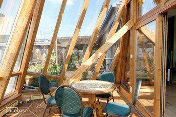 Berlin seminar rooms Dachterrasse Bali Penthouse - Raum der Sonne image 10