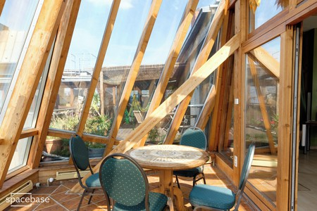 Berlin seminar rooms Rooftop Bali Penthouse - Room of the Sun image 10