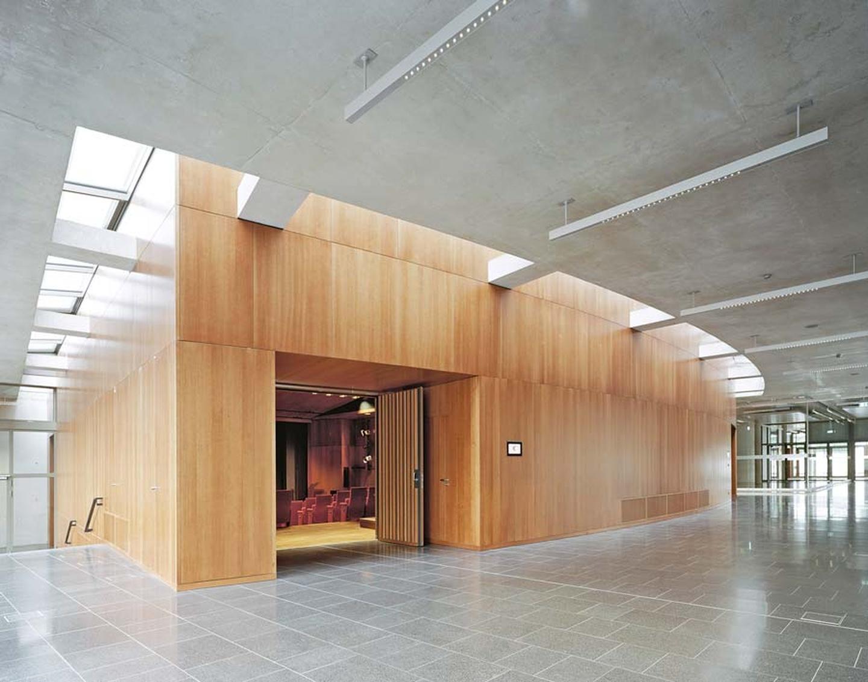 Stuttgart seminar rooms Auditorium The K image 1