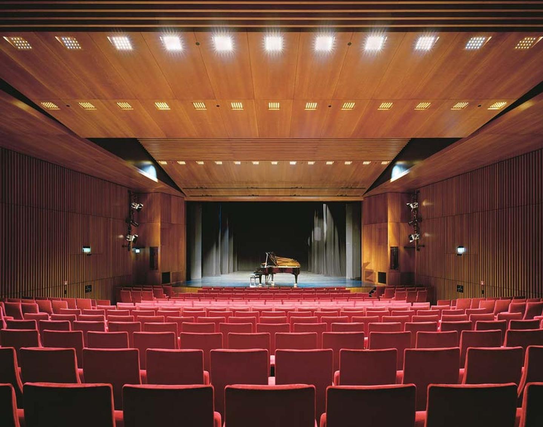 Stuttgart seminar rooms Auditorium The K image 0
