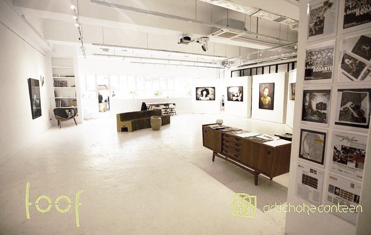 Hong Kong workshop spaces Galerie d'art Air Space Club - Complete Space image 0