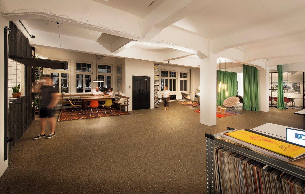 Stuttgart workshop spaces Meetingraum HearDis! - Open Space image 0