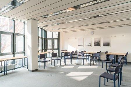 Stuttgart seminar rooms Salle de réunion wbs - training room 1 image 0