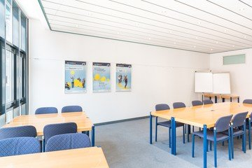 Stuttgart training rooms Salle de réunion wbs - training room 2 image 3