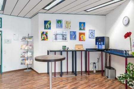 Stuttgart training rooms Meetingraum wbs - Seminarraum 2 image 6