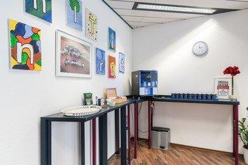Stuttgart training rooms Salle de réunion wbs - computer room image 6