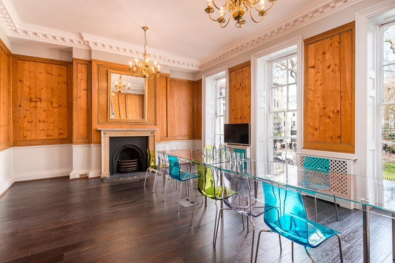 London conference rooms Meetingraum MeWe360 - The Drawing Room image 0
