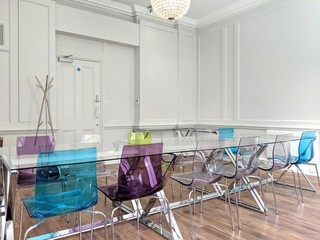 London conference rooms Meeting room The Drawing Room  at 13 Soho Square image 3