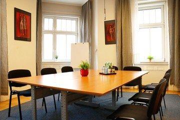 Wien training rooms Meetingraum Tür 5 image 0