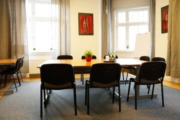Vienna training rooms Salle de réunion Tür 5 image 4