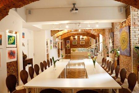 Vienna seminar rooms Galerie d'art Studio im 2. image 0
