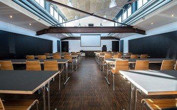 Stuttgart training rooms Besonders GOLDBERG[WERK] - Raum für Events  Seminarraum image 1