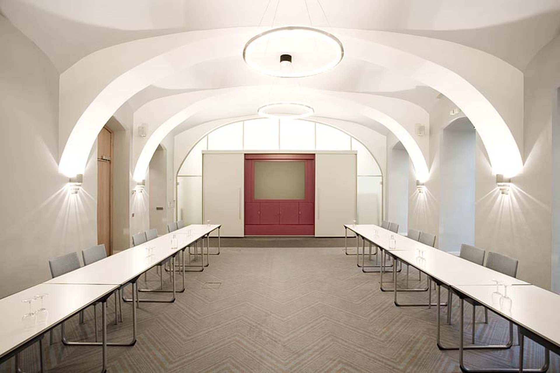 Vienna corporate event venues Meeting room Hotel DAS TRIEST image 1