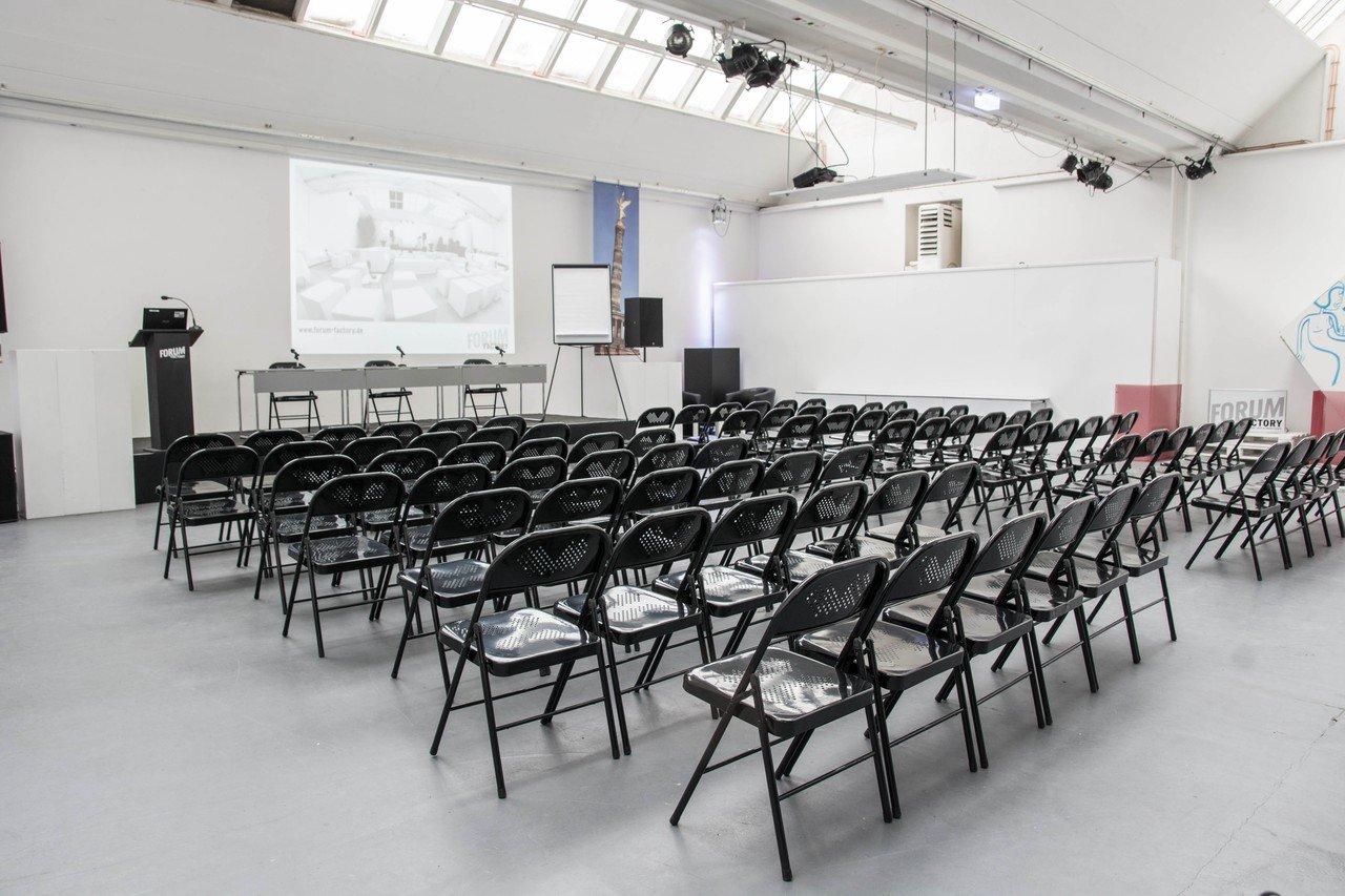 Berlin workshop spaces Salle de réunion Forum Factory - Large Space image 1
