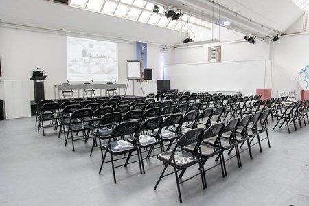 Berlin workshop spaces Meetingraum Forum Factory Berlin image 1