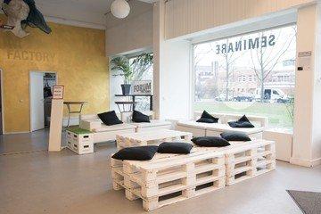 Berlin workshop spaces Salle de réunion Forum Factory - Large Space image 4