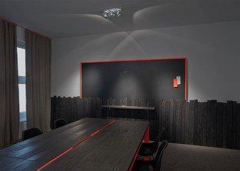 Berlin seminar rooms Salle de réunion Beziehungsweise Kommunikation - Virginia Woolf image 2