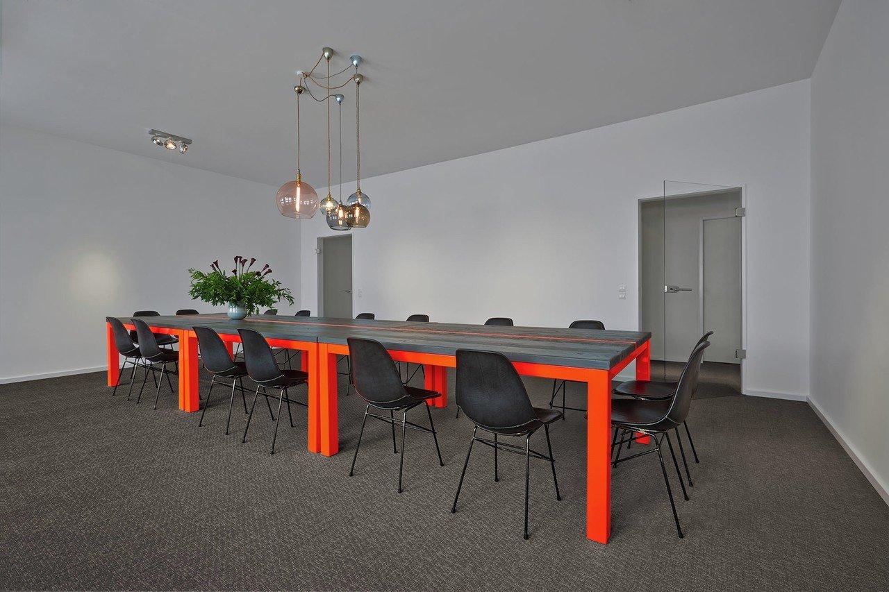 Berlin seminar rooms Salle de réunion Beziehungsweise Kommunikation - Virginia Woolf image 5