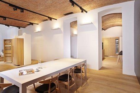 Vienna workshop spaces Salle de réunion bulthaup im neunten 2 image 0