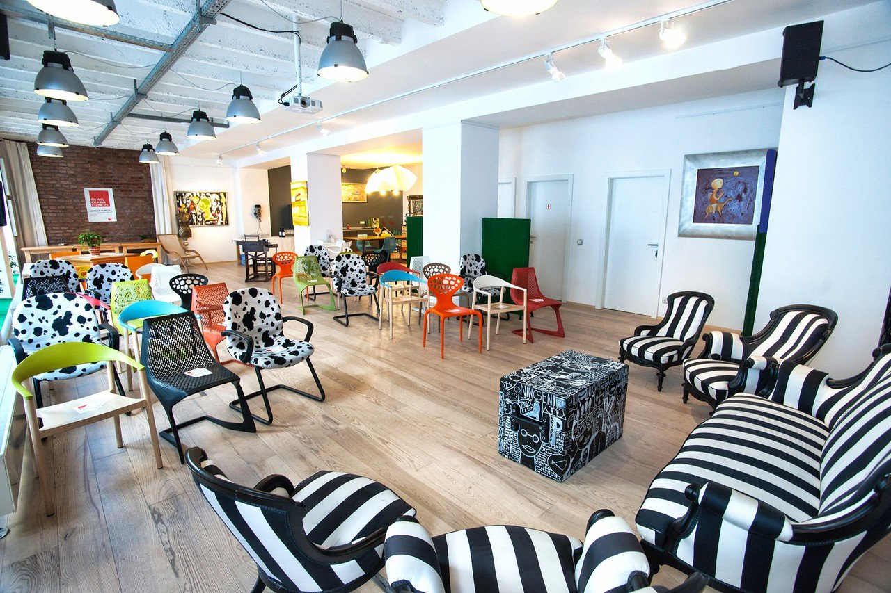 Vienna workshop spaces Espace de Coworking LOFFICE - Loft image 0