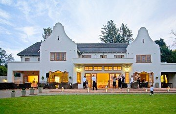 Johannesburg corporate event venues Historic venue The View Boutique Hotel image 0
