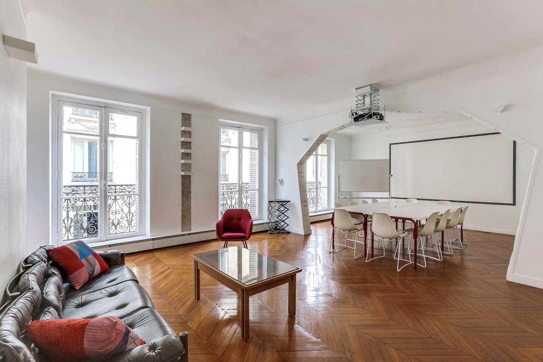 Paris Espaces de travail Salle de réunion Cocoon Pyramides - Steffie image 3