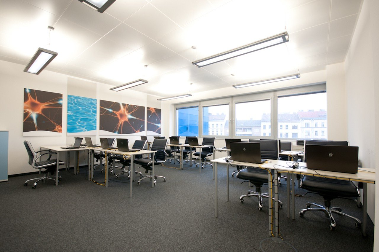 Wien training rooms Coworking Space ipcenter.at - Gedankenraum image 0