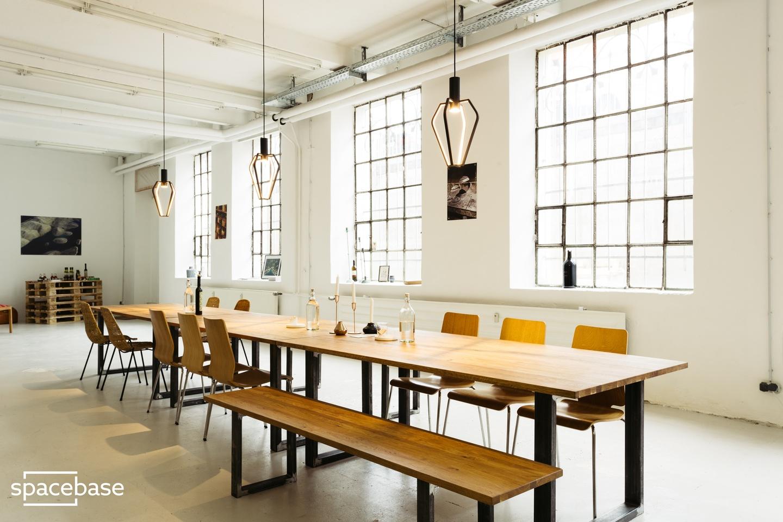 Nuremberg workshop spaces Restaurant Grapefood image 0