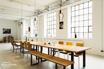 Nuremberg workshop spaces Restaurant Grapefood image 0