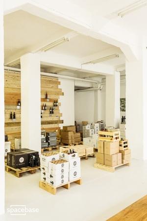 Nuremberg workshop spaces Restaurant Grapefood image 3