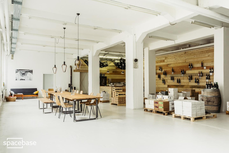 Nuremberg workshop spaces Restaurant Grapefood image 2