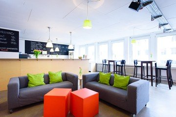 Nürnberg Train station meeting rooms Coworking Space Coworking Nürnberg - Besprechungsraum image 6
