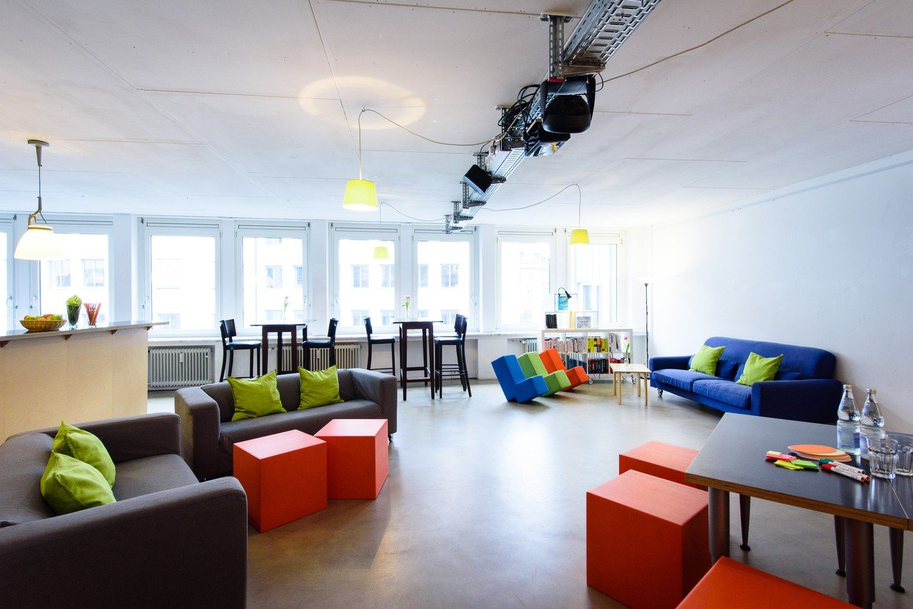 Nürnberg Train station meeting rooms Coworking Space Coworking Nürnberg - Besprechungsraum image 0