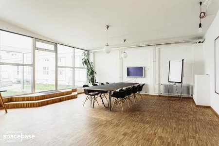 Nuremberg seminar rooms Espace de Coworking Coworkingstudio Nürnberg image 0