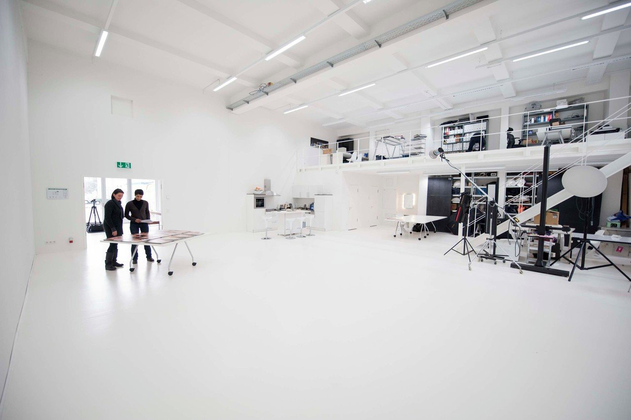 Nuremberg Workshopräume Studio Photo Thomas Riese Photography Studio Auf AEG Nürnberg großer Raum image 0