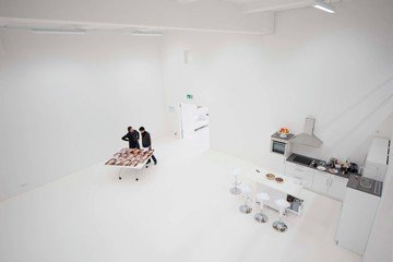 Nuremberg Workshopräume Studio Photo Thomas Riese Photography Studio Auf AEG Nürnberg großer Raum image 1