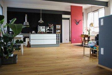 Frankfurt workshop spaces Meeting room Bright and spacious loft in industrial port image 9
