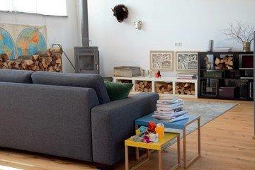 Frankfurt workshop spaces Meeting room Bright and spacious loft in industrial port image 12