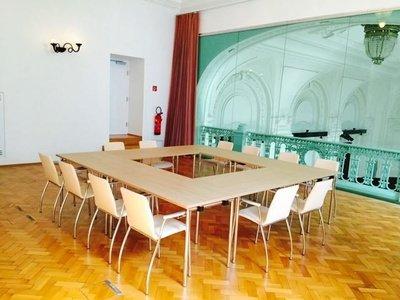 Wien seminar rooms Historische Gebäude Your Office - Albert Gallery image 0