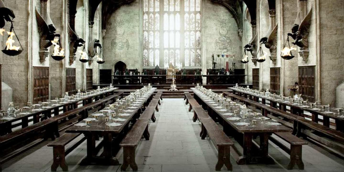 Rest of the World corporate event venues Historic venue Hogwarts image 0
