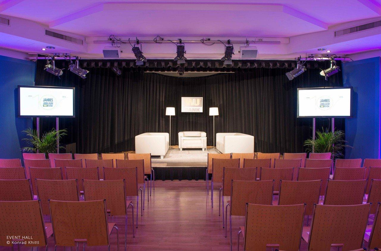 Vienna corporate event venues Auditorium Haus der Musik - Event Hall image 0