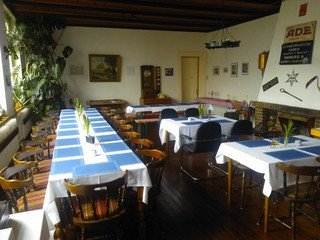 Hamburg seminar rooms Lieu Atypique Pension Alte Dorfschule - direkt an der Nordsee! image 6