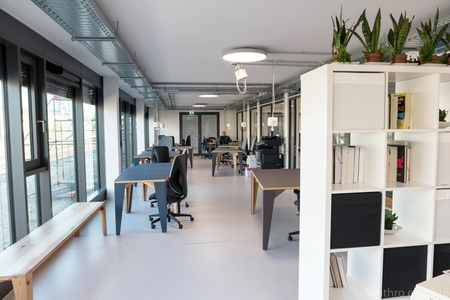 Frankfurt workshop spaces Coworking space Coworking-M1 / Combination of different rooms image 5